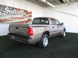 2010 Used DODGE DAKOTA 2WD Crew Cab Bighorn/Lonestar At Sullivan ...