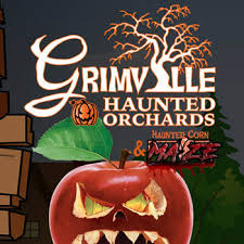 Grims Greenhouse Pumpkin Patch by Grim U0027s Orchard Haunted Attractions 2 Admissions Halfoffdeals