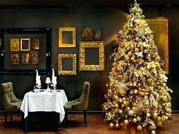 Photos Cowboy Decorated Trees Ideas Gold Artificial Christmas Tree Champagne