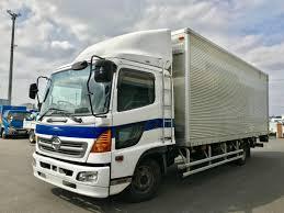 TRUCK-BANK.com - Japanese Used 21 Truck - HINO RANGER BDG-FD7JLWA ...