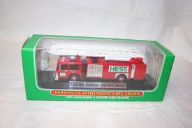 1999 Hess Miniature Fire Truck Mini Never Opened | EBay 2014 50th Anniversary Collectors Edition Hess Toy Truck Video Review Official 2016 And Dragster 11street Malaysia Play 50 Ladder Fire 302 Found Martineouelletorg 1972 Rare Gasoline Oil Aj Colctibles More 2011 Available November 11th Coast 2 Mom Childhoodreamer Monster 10 Colctible 2007 07561 2168 Amazoncom 2017 Dump Loader Toys Games 2015 Rescue On Sale Nov 1 Hobbies Cars Trucks Vans Find Products Online At Vintage Space Shuttle Race Semi Car Hauler With Lights Sound