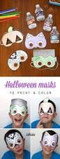 Halloween Half Mask Ideas by The 25 Best Halloween Masks Ideas On Pinterest Masks For