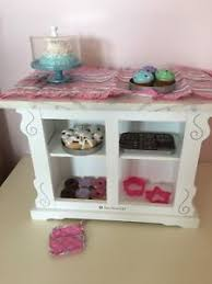 Image Is Loading American Girl Sweet Treats Bakery Case With Food