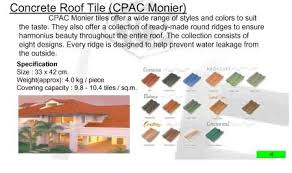 ceramic roof tile retiring in thailand
