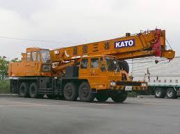 100 Types Of Construction Trucks Crane Truck Of