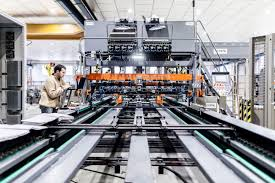 pioneers in the development and manufacture of machinery for