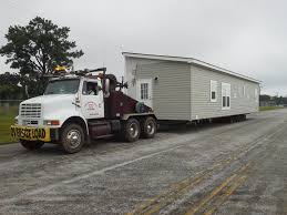 Mobile Home Mover Transporter in East Texas
