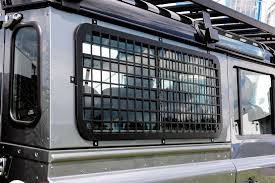 Rear Side Window Guards For Land Rover Defender 90/110 | Nakatanenga ... Side And Rear Window Guards On Deere 5e Series How To Install Window Visor Rain Guard Suburban Chevrolet Installing Vent Visors On A Ford F150 Youtube 8 Best Wind Deflectors For Your Car 2018 Guards At Caridcom To Inchannel And Stickon Weathertech Rear Deflector Channel Clip Installation Tapeon Outsidemount Shades The Egr Matte Black Mod The Sims Max 2008 Silverado Door Guard 90 Milspec Vehicles