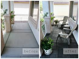 Rubber Paver Tiles Home Depot by Our Front Porch Makeover With Home Depot Part Four Eighteen25