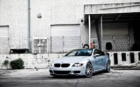 BMW M6 Silver Amazing