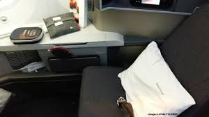 Aadvantage Executive Platinum Desk by Flight Review American Airlines New Business Class Shanghai To
