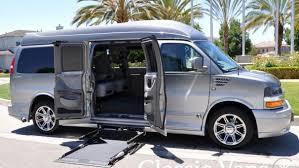 Wheelchair Van Buying Guide
