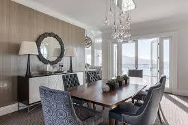 cool gray klassisch modern esszimmer san francisco