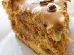gâteau moka café crémeux recette ptitchef