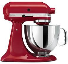 220 Volt KitchenAid 5KSM150PSEER Artisan Stand Mixer