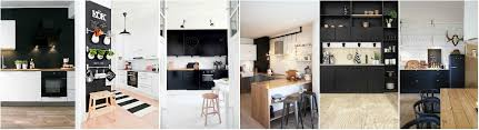 White Black Kitchen Design Ideas by Scandinavian Kitchen Design Ideas Home Interior Design Kitchen