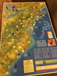 Washingtons War Review By GMT Games