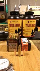 Barnes Bullets Match Burners Hodgdon Trail Boss Powder for