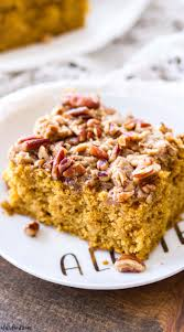 Pumpkin Cake Paula Deen by Pecan Pumpkin Coffee Cake
