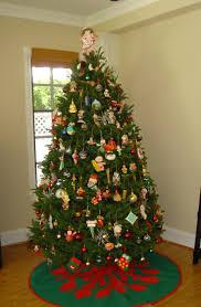 Atlantic Mold Ceramic Christmas Tree History by Norfolk Pine Christmas Tree Christmas Lights Decoration