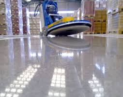 Burnishing Floors After Waxing by How To Spray Buff Or High Speed Burnish U2013 Winpro Solutions