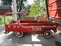 Purchase - 1959 Murray Fire Truck Pedal Car 1960s Murry Fire Truck Pedal Car Buffyscarscom Vintage Volunteer Dept No 1 By Gearbox Syot Deluxe Fire Truck Pedal Car Best Choice Products Ride On Truck Speedster Metal Kids John Deere M15 Nashville 2015 Kalee Toys From Pramcentre Uk Wendy Chidester Engine Pedal Car Pating For Sale At 1stdibs Radio Flyer Fire Dolapmagnetbandco 60sera Blue Moon Vintage Ford Gearbox Superman Awespiring Instep Baghera Red Neiman Marcus