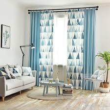großhandel vorhänge für wohnzimmer moderne mosaik fenster vorhang schlafzimmer balkon vorhang blackout cortina cortinas nordischen stil bigmum