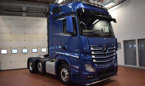 2014 Actros Evolution 2545LS Bigspace: Commercial Motor's Used Truck ...