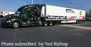 "Prime Honors Vets With ""Fast Track"" Truck Driving Jobs 
