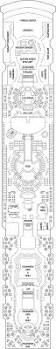 Celebrity Constellation Deck Plan Aqua Class by Celebrity Constellation Deck Plans Cruise Ship Photos Schedule