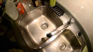 Why Does Sink Smell Like Sewer Gas by Get Rid Of Sink Stink The Rivestaurant Youtube