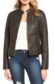 women u0027s faux leather plus size coats u0026 jackets nordstrom