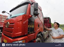 100 How Much A Truck Driver Make 180618 NNCHNG June 18 2018 Xinhua Peng Zhengyong A