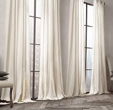 Restoration Hardware Estate Curtain Rods by 9 Décor Tricks To Guarantee A Polished Space Restoration