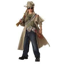 Halloween Express Locations Milwaukee Wi by Zombie Hunter Child Costume Buycostumes Com