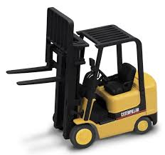 100 Cat Lift Trucks NORSCOT CAT GC25K FORK LIFT TRUCK