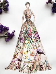 Best 25 Fashion Design Sketches Ideas On Pinterest