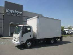 2011 ISUZU NPR BOX VAN TRUCK FOR SALE #2329