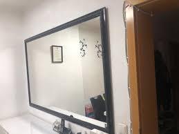 spiegel wohnzimmer möbel bild