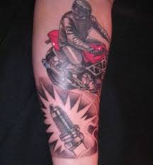 Biker Tattoos Designs Ideas And Meaning
