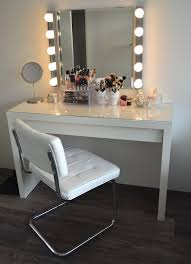 Ikea White Vanity Desk by Best 25 Vanity Desk Ikea Ideas On Pinterest Makeup Vanity Desk