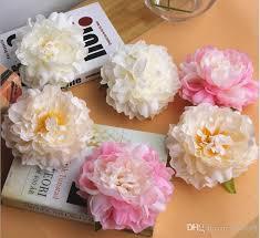 Best Hibiscus Peony Flower Wedding Simulation Peony Flower Diy Silk