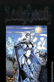 Lady Death The Reckoning HC 1994 Chaos Limited Edition 1A 1ST