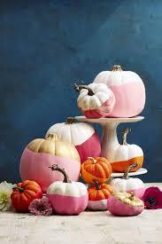 DIY Halloween Decor Sequined Pumpkins