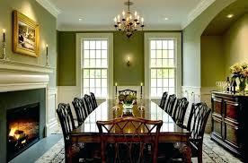 Dining Room Color Combinations Ideas With Oak Trim Colour Schemes