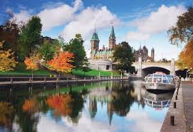 rideau canal at picture of cartier place suite hotel