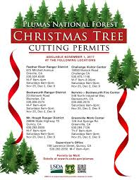 Christmas Tree Permits Colorado Springs by U S Forest Service Plumas National Forest Posts Facebook