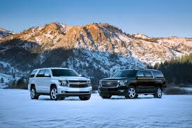 2015 Chevrolet Tahoe and Suburban Pricing Announced