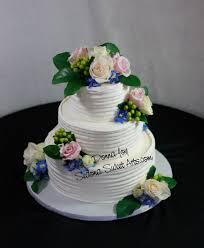 Rustic Organic Natural Wedding Cakes Sedona