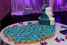 Wedding Cake 36 Awesome Peacock Theme Items to Inspire Your Life…
